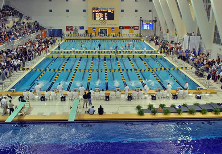Acc Swimming Amp Diving Championships Moved To Atlanta With
