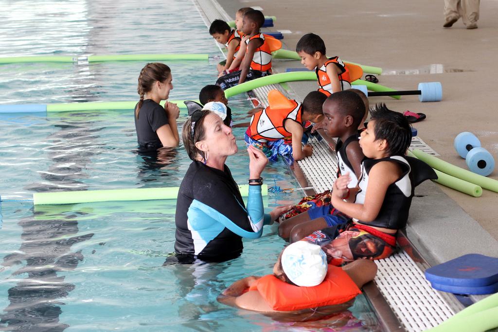 Image Led Teach Swim Lessons For Kids Step 2