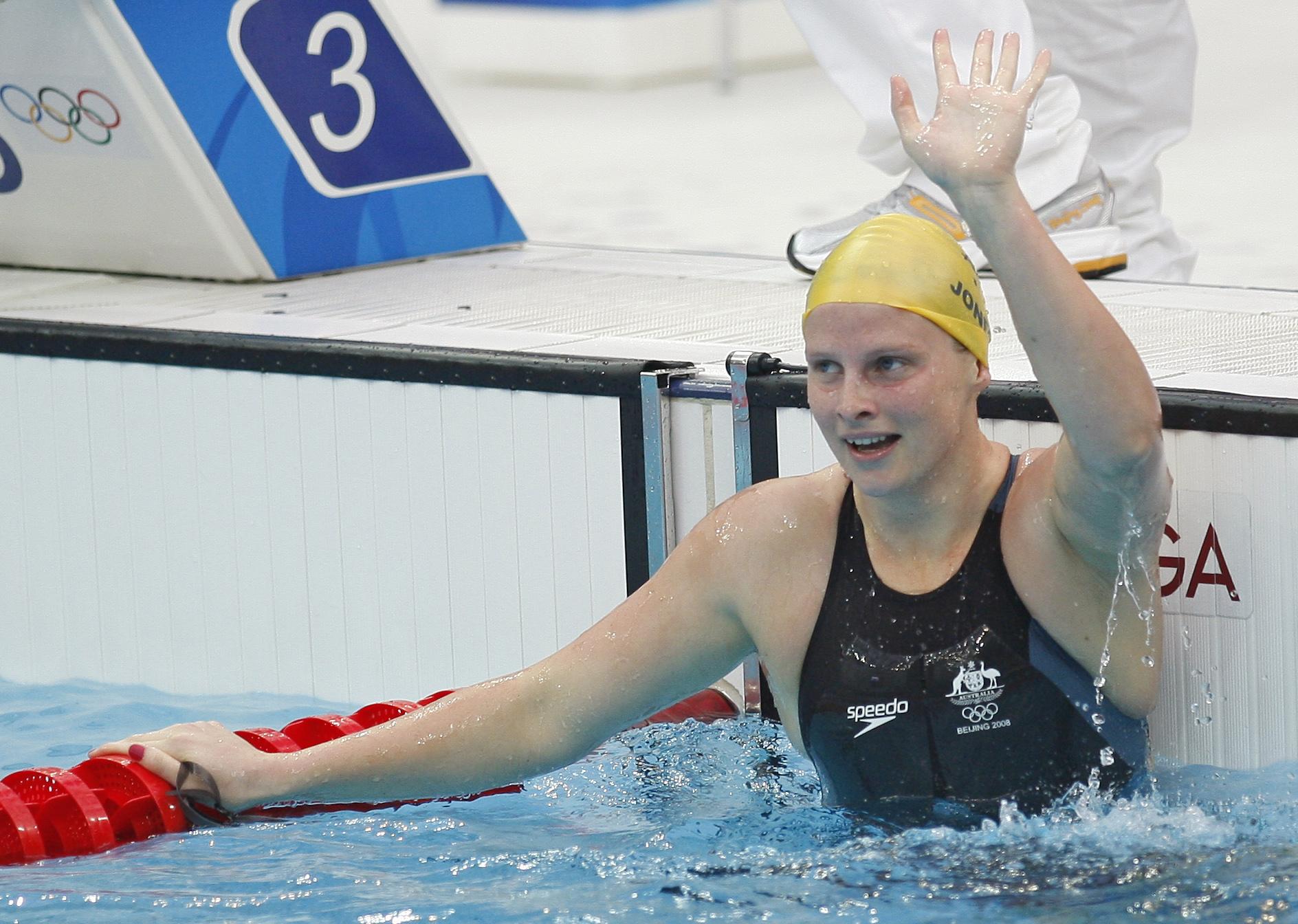Best Female Swimmers - Leisel Jones