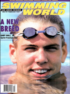 swimming-world-magazine-april-1995-cover