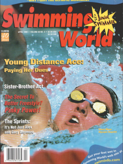 swimming-world-magazine-april-1999-cover