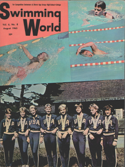 swimming-world-magazine-august-1965-cover