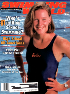 swimming-world-magazine-august-1995-cover