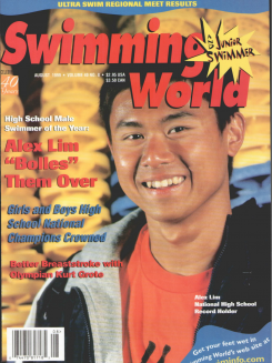 swimming-world-magazine-august-1999-cover