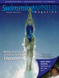 swimming-world-magazine-august-2006-cover