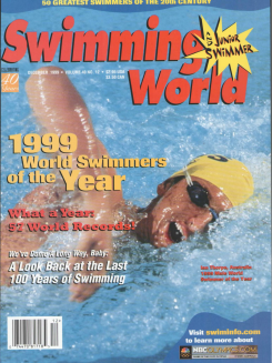 swimming-world-magazine-december-1999-cover