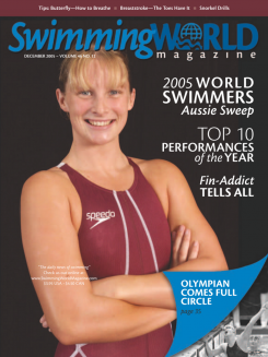 swimming-world-magazine-december-2005-cover