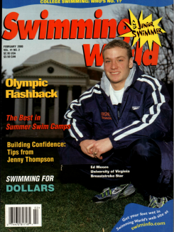 swimming-world-magazine-february-2000-cover