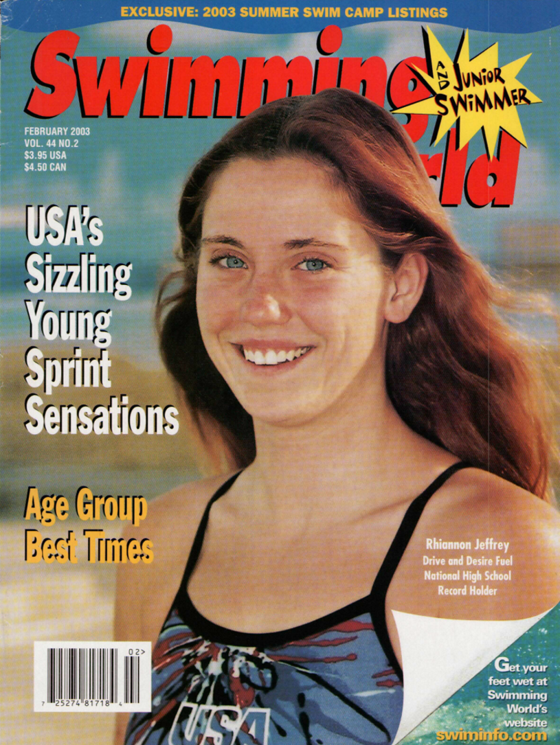 swimming-world-magazine-february-2003-cover