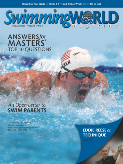swimming-world-magazine-january-2006-cover