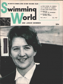 swimming-world-magazine-july-1964-cover