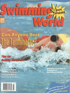 swimming-world-magazine-july-1999-cover