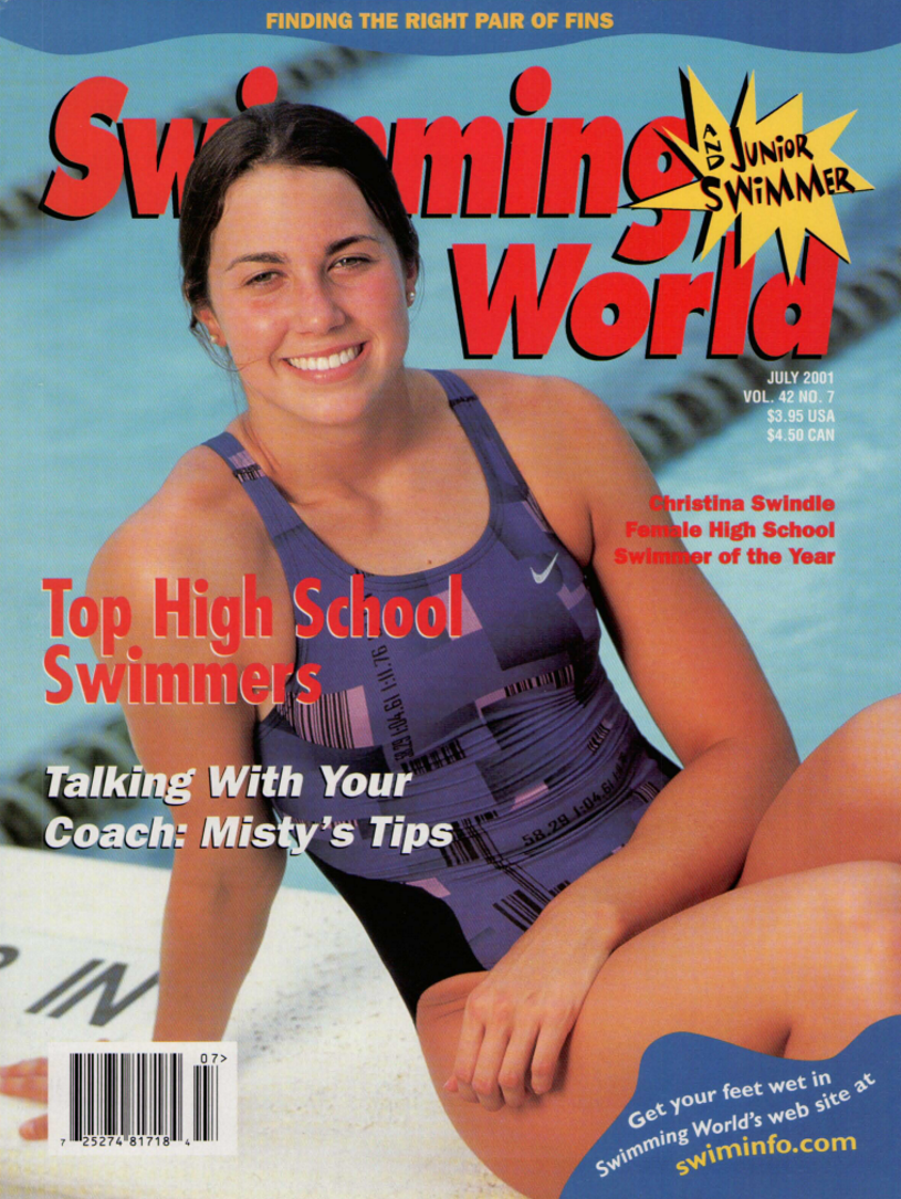 swimming-world-magazine-july-2001-cover