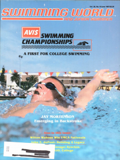 swimming-world-magazine-june-1987-cover