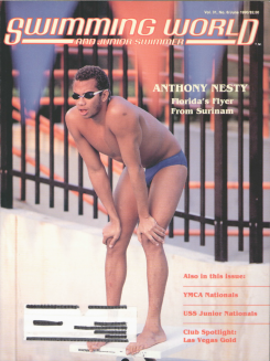 swimming-world-magazine-june-1990-cover