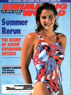 swimming-world-magazine-june-1995-cover
