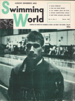 swimming-world-magazine-march-1963-cover