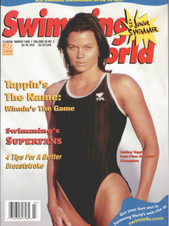 swimming-world-magazine-march-1999-cover