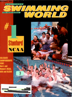 swimming-world-magazine-may-1992-cover