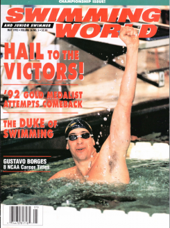swimming-world-magazine-may-1995-cover