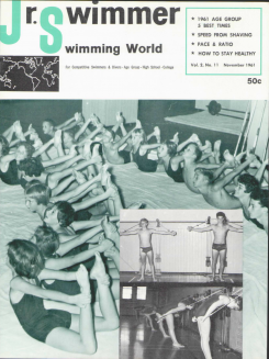 swimming-world-magazine-november-1961-cover