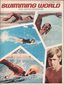 swimming-world-magazine-november-1970-cover