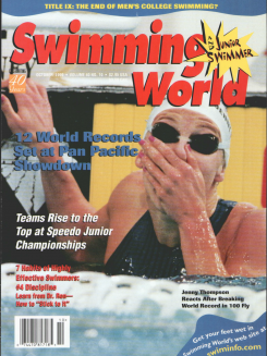swimming-world-magazine-october-1999-cover