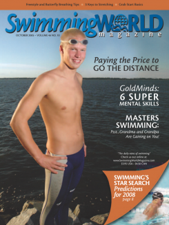 swimming-world-magazine-october-2005-cover