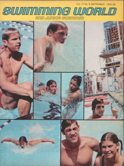 swimming-world-magazine-september-1970-cover