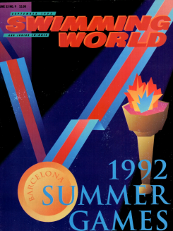 swimming-world-magazine-september-1992-cover