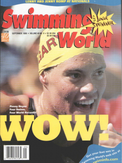 swimming-world-magazine-september-1999-cover