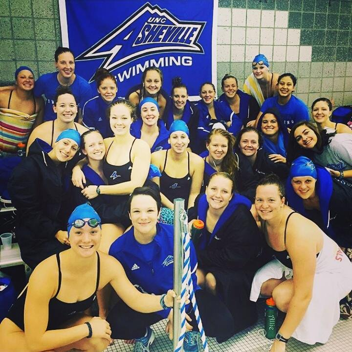 unc-asheville-team