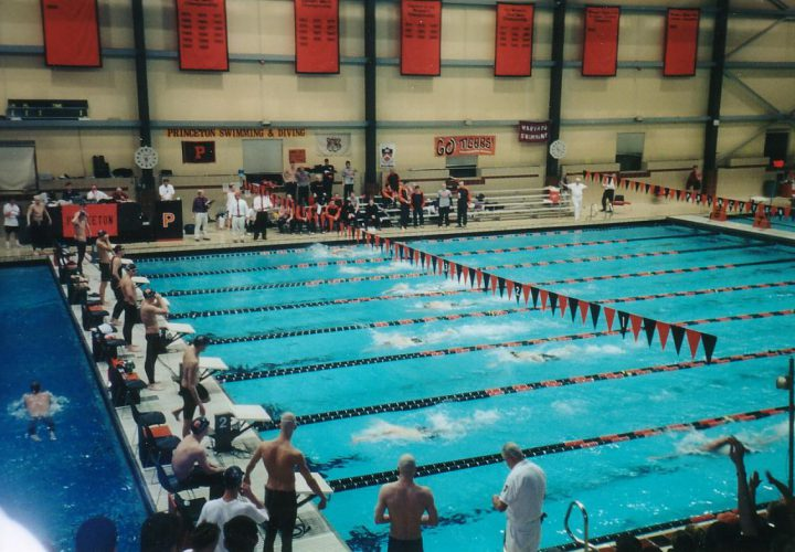 Princeton Men S Swimming And Diving Season Suspended