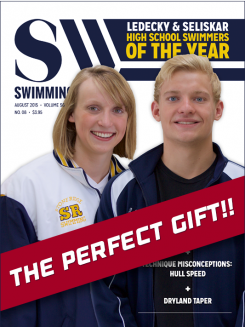 Swimming World Gift Offer