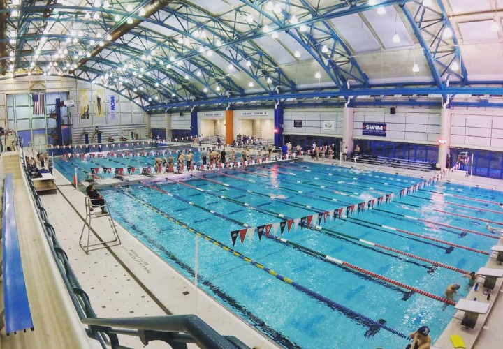 Fast Swims During Prelims Of Big East Championships Swimming World News