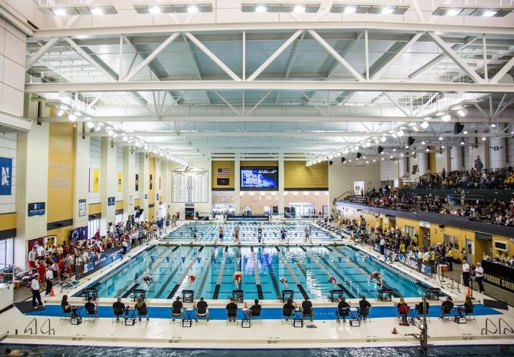 Purdue Renames Boilermaker Aquatic Center For Longtime Athletic Director Morgan Burke Swimming