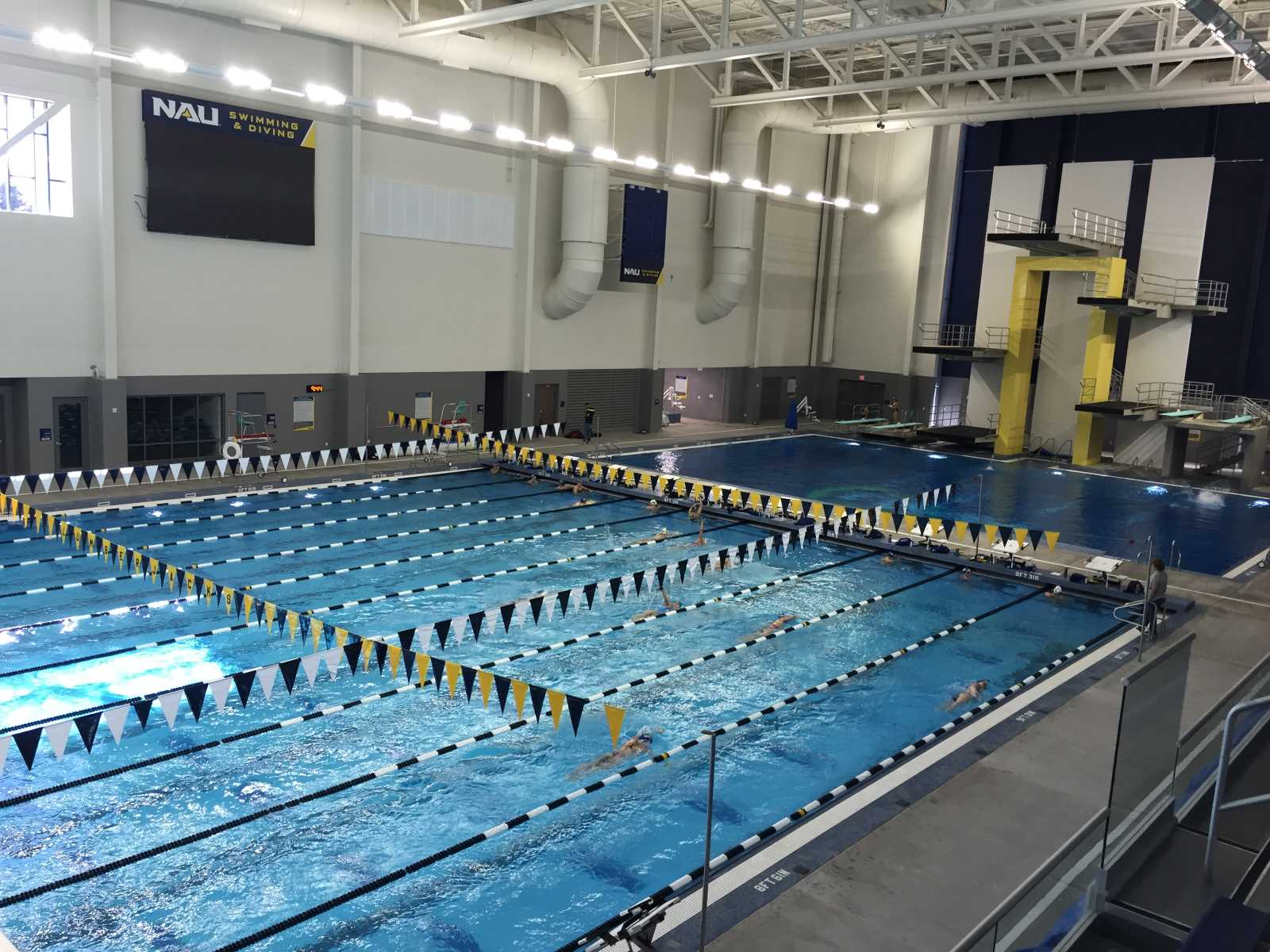 Northern Arizona's Brand New Aquatic Facility To Be Unveiled - Swimming  World News