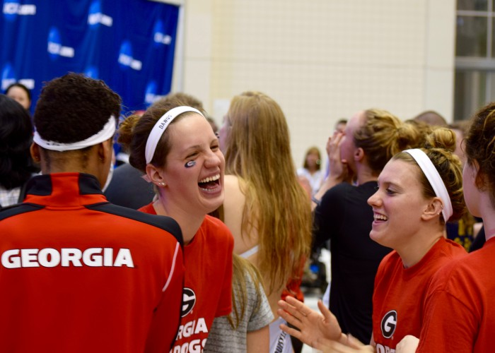georgia-laugh-fun-team-ncaas-2016
