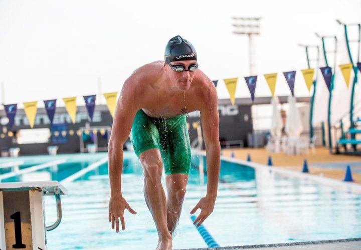 Robbie Renwick british swimming