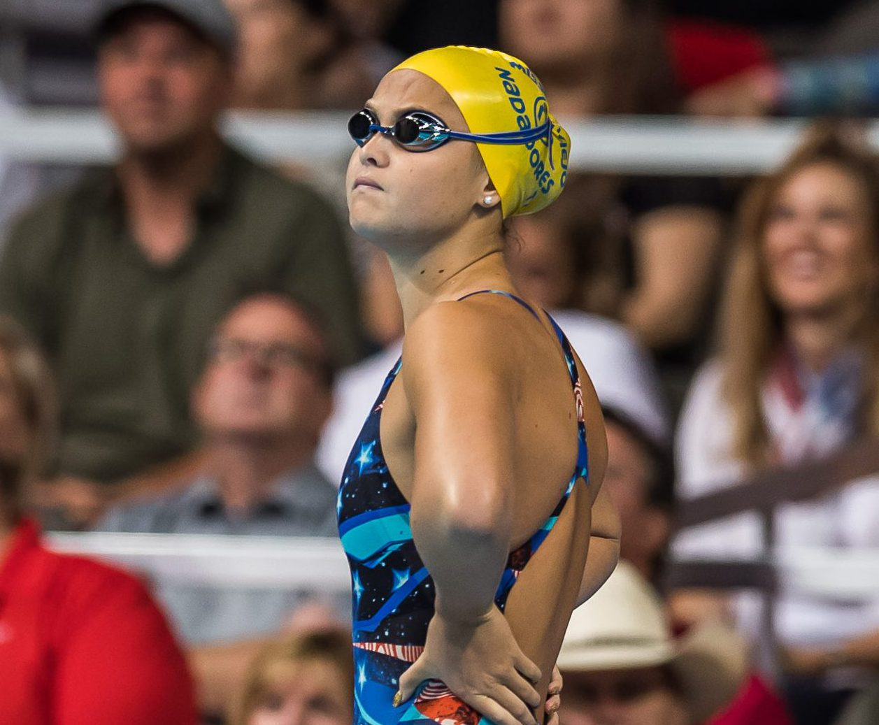 Katie McLaughling Tops 200 Free At Day Two Of 2017 Speedo Grand