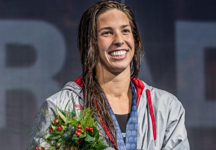 Maya DiRado Joins USA Swimming Foundation Board of Directors