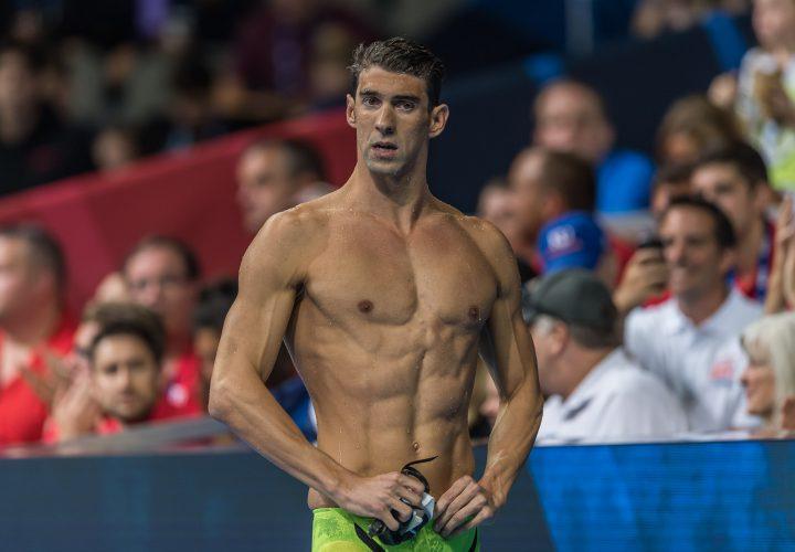 Video Interviews Phelps And Lochte Break Down 200 Im Prelims