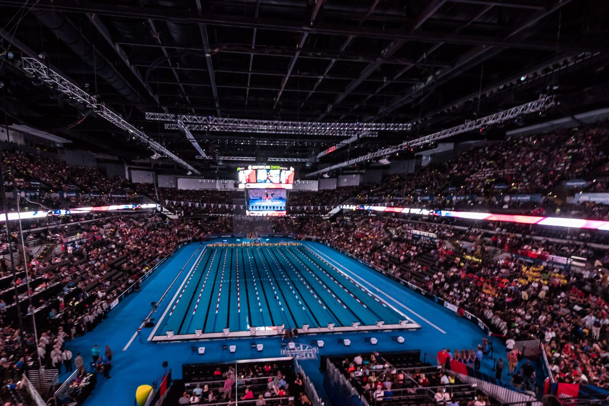 USA Swimming Announces 2020 Olympic Trials Will Return to Omaha