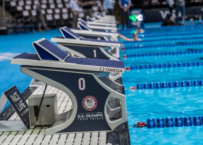 starting blocks - Olympic Swimming Starting Blocks