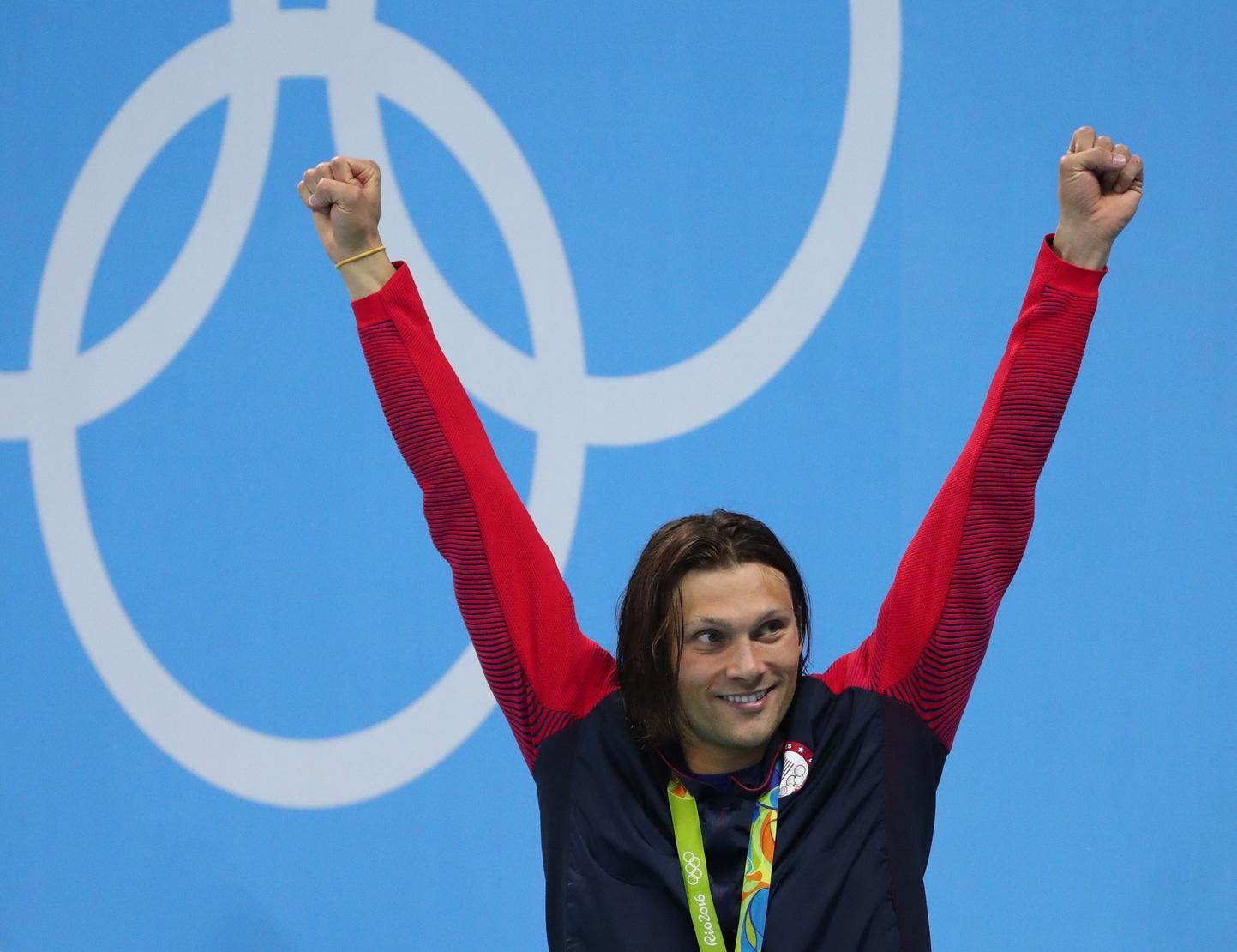 Cody Miller Receives Keys To Las Vegas & Las Vegas Strip, Has Day Named After Him - Swimming World News