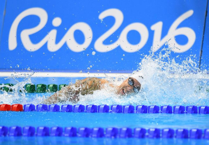 2016 Rio Olympic Swimming: Day 2 Prelims Photo Gallery And Full Results