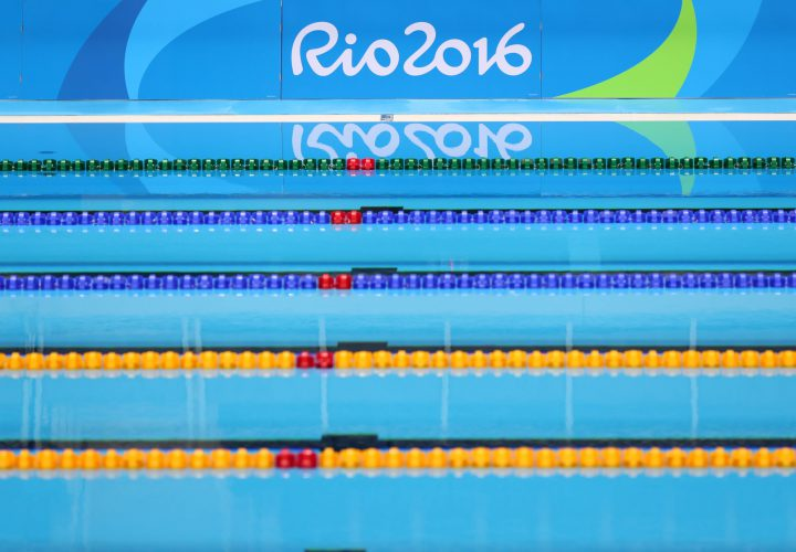 2016 Rio Olympic Games Day 1 Prelims Live Recap Swimming World News