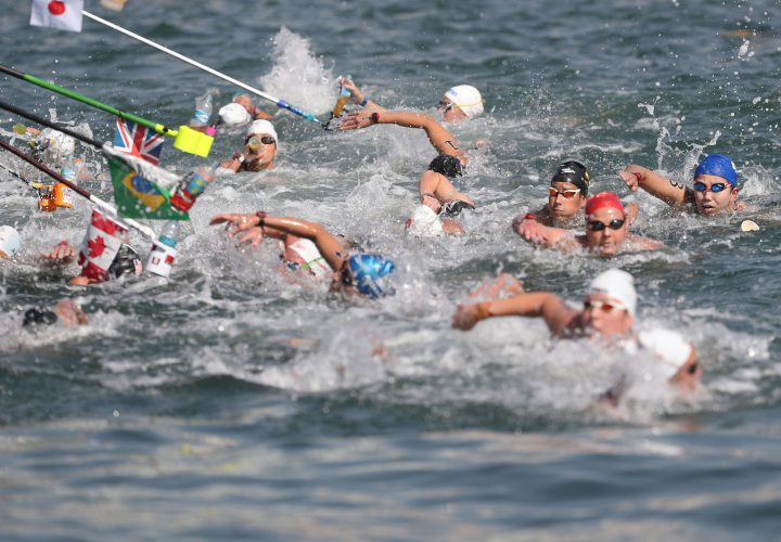 Ferry Weertman Wins 10k Open Water Gold Medal In Stunning Photo Finish