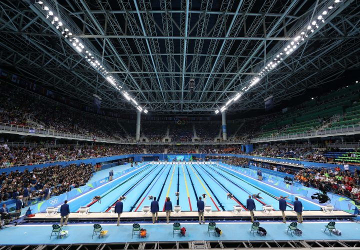 Rio Olympic Pool Finds New Home In Salvador Brazil