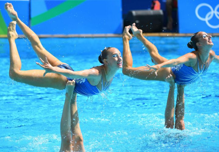 Olympic Swimming Pool 2017 fina synchronized swimming world series 2017 - swimming world news